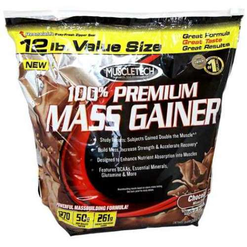MT 100% Mass Gainer шоколад
