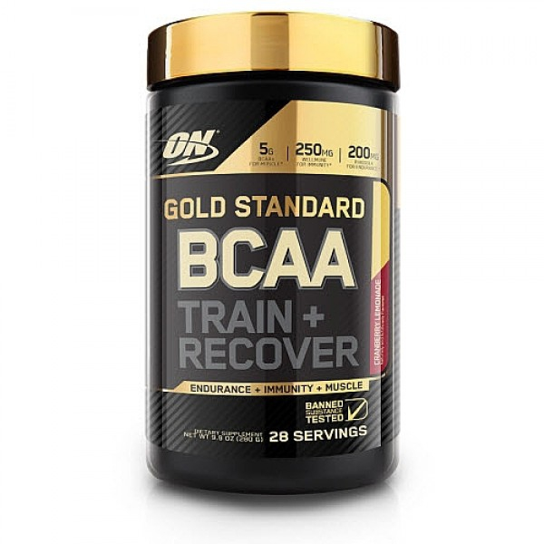 Gold Standard BCAA (Optimum Nutrition) 280 гр фруктовый пунш