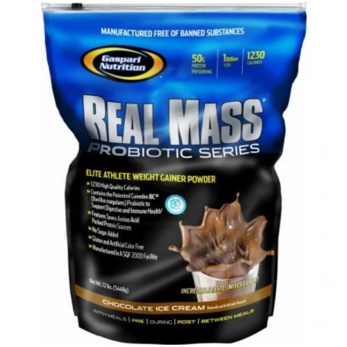 GN Real Mass Probiotic Series 12 lb