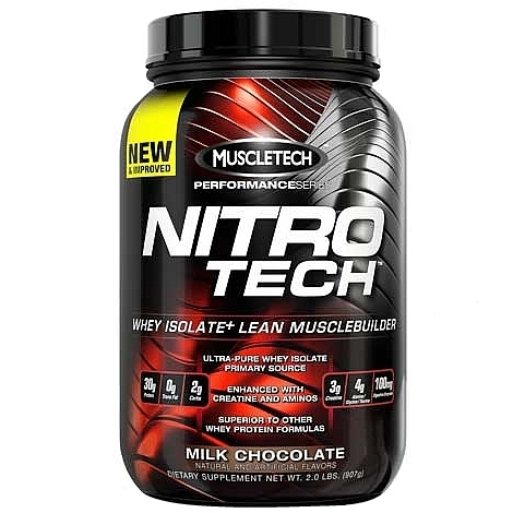 Nitro-Tech Performance (Muscle Tech)  907g шоколад